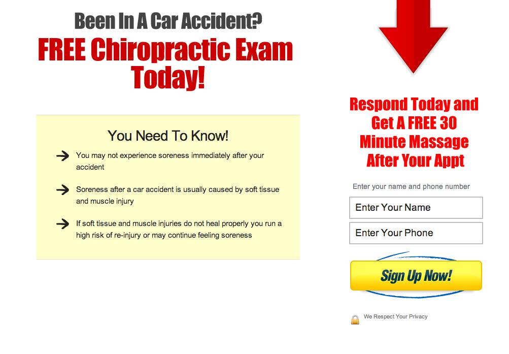 Personal Injury Websites